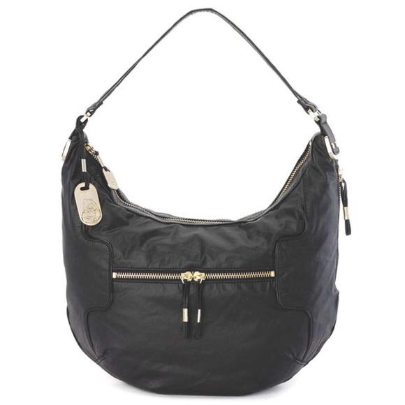 cb05b94d0b2 Kipling Handbags - Kipling Scora Black Shoulder Bag Hobo Handbag